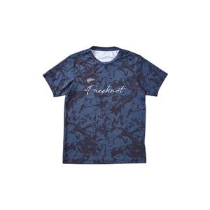 フリーノット(FREE KNOT) UVメッシュTシャツ Y1642-M-80