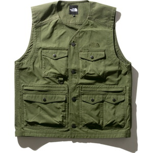 THE NORTH FACE(ザ・ノースフェイス) FIREFLY CAMP VEST NP22036