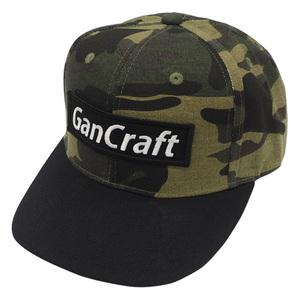 ガンクラフト(GAN CRAFT) ボックスロゴキャップ
