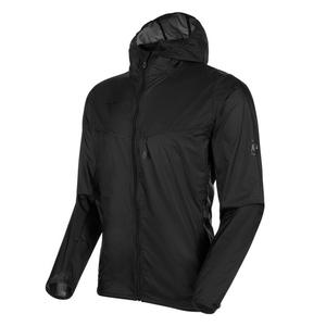 【送料無料】MAMMUT(マムート) Convey WB Hooded Jacket AF Men's S 0001(black) 1012-00190