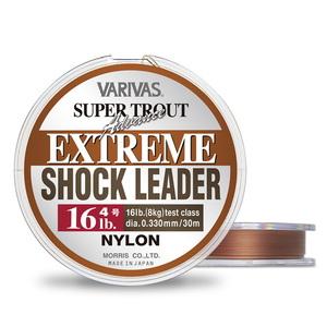 モーリス(MORRIS) VARIVAS スーパートラウト アドバンス エクストリーム ショックリーダー ナイロン 20m