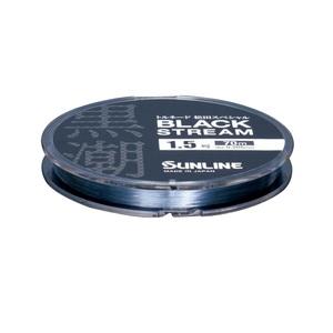 サンライン(SUNLINE) トルネード松田スペシャル ブラックストリーム 70m 1047 ブラックバス用フロロライン