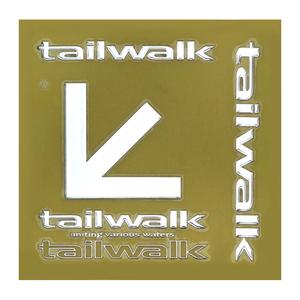 テイルウォーク(tail walk) カスタムステッカー 13620