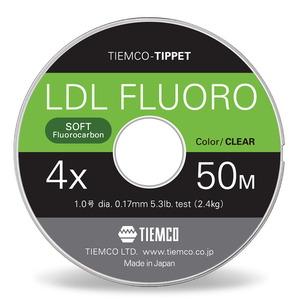 ティムコ(TIEMCO) TIEMCO LDLフロロティペット 50m 175000170060