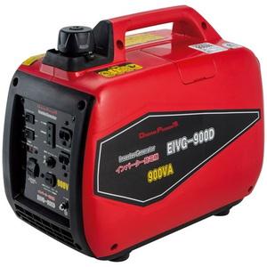 ナカトミ インバーター発電機 EIVG-900D EIVG-900D 発電機・ポータブル電源