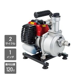 ナカトミ ドリームパワー エンジンポンプ 1インチ EWP-10D