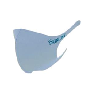 サンライン(SUNLINE) フェイスガード SUW-0917 M アイスブルー