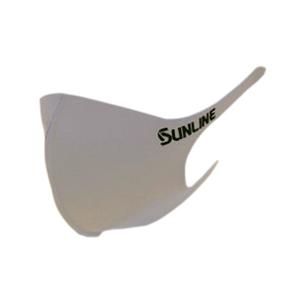 サンライン(SUNLINE) フェイスガード SUW-0917 L グレー