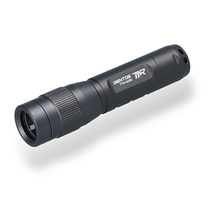 GENTOS(ジェントス) LED小型トーチ TTRシリーズ 最大90ルーメン 単三電池式 TTR-06BK