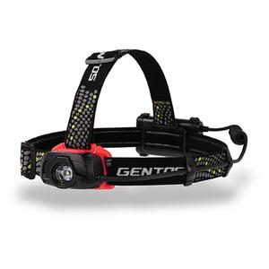 GENTOS(ジェントス) Gain Tech ゲインテック LEDヘッドライト 最大550ルーメン 単三電池式 GT-393D