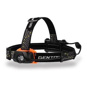 GENTOS(ジェントス) Gain Tech ゲインテック LEDヘッドライト 最大440ルーメン 単三電池式 GT-392D