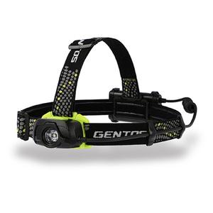 GENTOS(ジェントス) Gain Tech ゲインテック LEDヘッドライト 最大320ルーメン 単三電池式 GT-391D