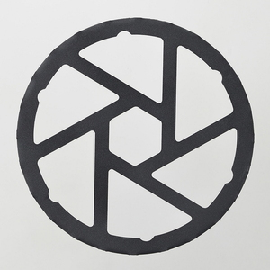 パール金属 鉄製ミニ五徳 HB-5001