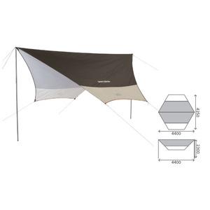 CampersCollection(キャンパーズコレクション) UV ヘキサゴン タープ RXG-2UV