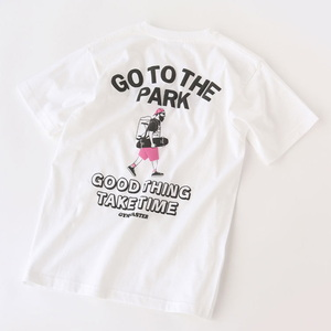 gym master(ジムマスター) GO TO THE PARK Tee G492692