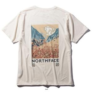 THE NORTH FACE(ザ・ノースフェイス) S/S GRAPHIC CAMP TEE ショートスリーブ グラフィック キャンプティー Men's NT32050