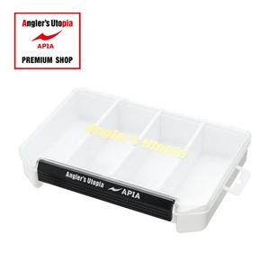 アピア(APIA) Angler's UtopiaルアーBOX ホワイト