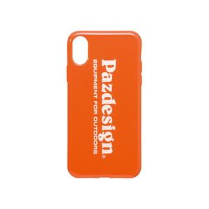 パズデザイン PAC-310 iPhoneルミケース10・10S オレンジ 1150790001003