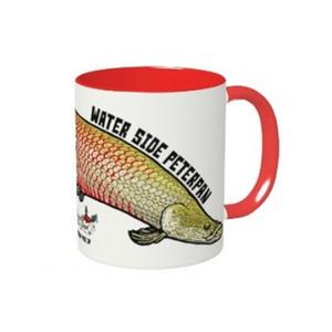 ウォーターサイドピーターパン(WATER SIDE PETERPAN) ピラルク 2トーンマグ