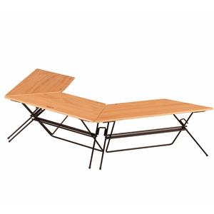 ハングアウト(Hang Out) FRT Arch Table Wood Top FRT-7030WD