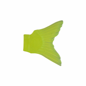 ガンクラフト(GAN CRAFT) Jointed Claw S-song(S-ソング) 115 ノーマルテール #04 蛍光イエロー
