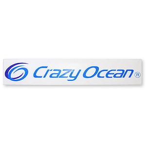 crazy-ocean(クレイジーオーシャン) カッティングステッカー