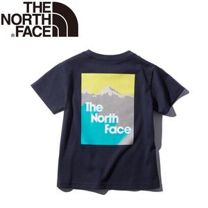THE NORTH FACE(ザ・ノースフェイス) S/S 3D-SQ LOGO TEE Kid's NTJ32063