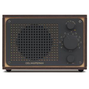 CELIA&PERAH(セリア アンド ペラ) R1 DIY Audio System R1-BK