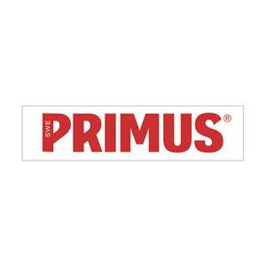 PRIMUS(プリムス) PRIMUS ステッカー L レッド P-ST-RD2