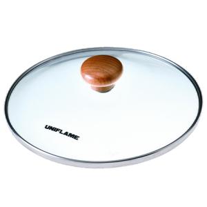 ユニフレーム(UNIFLAME) ライスクッカーミニDX ガラス蓋 660034