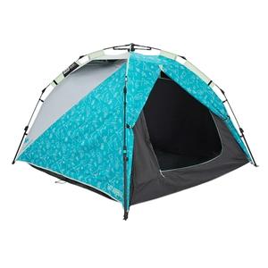 【送料無料】Quechua(ケシュア) ARPENAZ EASY FRESH&BLACK ワンタッチテント 3人用 ブルー 4011541-8582118