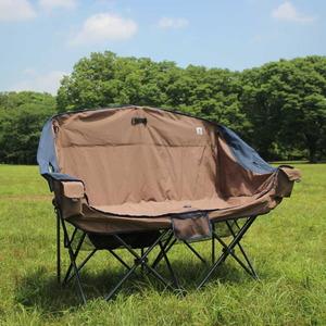 ジーアールエヌアウトドア(grn outdoor) 60/40 Cloth Twin Sofa Chair GO0402F