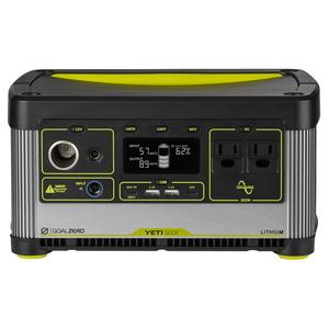 【送料無料】GoalZero(ゴールゼロ) YETI 500X 120V POWER STATION 36100