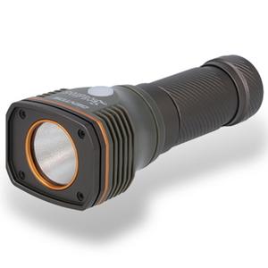 GENTOS(ジェントス) Soldiosシリーズ フラッシュライト 最大160ルーメン 単四電池式 SDF-431D