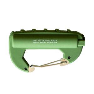 EL COMMUN(エルコミューン) CARABINER BATTERY カラビナ バッテリー CRB-002