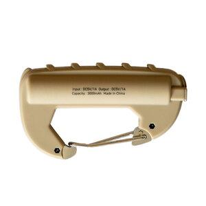 EL COMMUN(エルコミューン) CARABINER BATTERY カラビナ バッテリー CRB-003