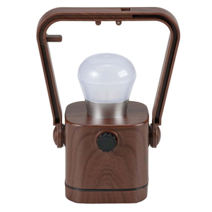 BUNDOK(バンドック) LEDランタン 調光 単一電池式 BD-254
