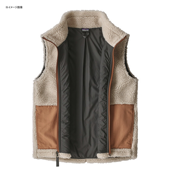 パタゴニア(patagonia) K's Retro-X Vest(キッズ レトロX ベスト) 65619 ジャケット(ジュニア・キッズ・ベビー)