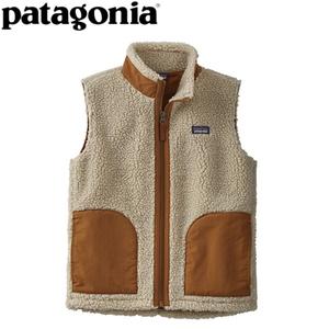 パタゴニア(patagonia) Kid's Retro-X Vest(キッズ レトロX ベスト) 65619