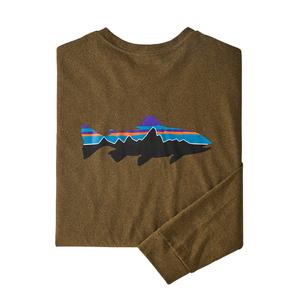パタゴニア(patagonia) メンズ ロングスリーブ フィッツロイ トラウト レスポンシビリティー 38516