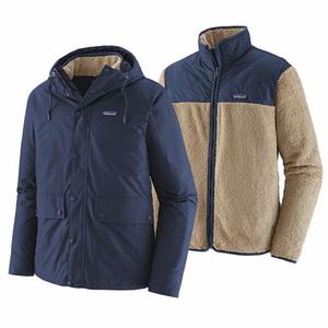 パタゴニア(patagonia) M's Isthmus 3-in-1 Jacket(メンズ イスマス スリーインワン ジャケット) 20710 メンズフリースジャケット