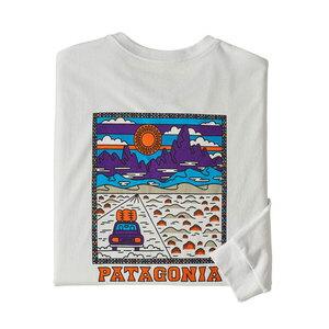 パタゴニア(patagonia) 【21春夏】メンズ ロングスリーブ サミット ロード レスポンシビリティー 38519