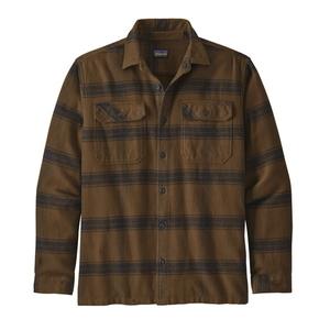 パタゴニア(patagonia) M's L/S Fjord Flannel Shirt(ロングスリーブ フィヨルド フランネルシャツ 53947