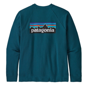 パタゴニア(patagonia) メンズ P−6 ロゴ オーガニック クルー スウェットシャツ