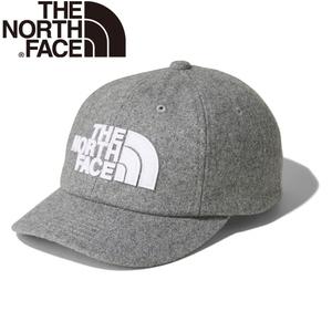 THE NORTH FACE(ザ・ノースフェイス) Kid's TNF LOGO FLANNEL CAP(キッズ TNF ロゴ フランネル キャップ) NNJ42000