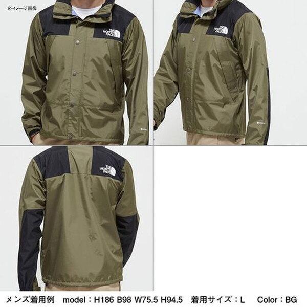 THE NORTH FACE(ザ・ノースフェイス) MOUNTAIN RAINTEX JACKET(マウンテン レインテックス ジャケット) Men's NP11935 メンズ防水性ハードシェル