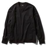 THE NORTH FACE(ザ・ノースフェイス) L/S AIRY RELAX TEE(ロングスリーブ エアリー リラックス ティー) Men's NT11967 メンズ速乾性長袖Tシャツ