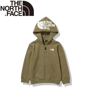 THE NORTH FACE(ザ・ノースフェイス) 【21春夏】REARVIEW FULLZIP HOODIE(リアビュー フルジップフーディー)キッズ NTJ11906