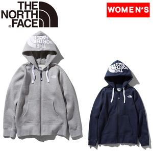 THE NORTH FACE(ザ・ノースフェイス) 【21春夏】REARVIEW FULLZIP HOODIE(リアビューフルジップフーディ)ウィメンズ NTW61955
