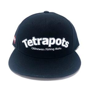 テトラポッツ(Tetrapots) LOGO BB CAP TPC-014